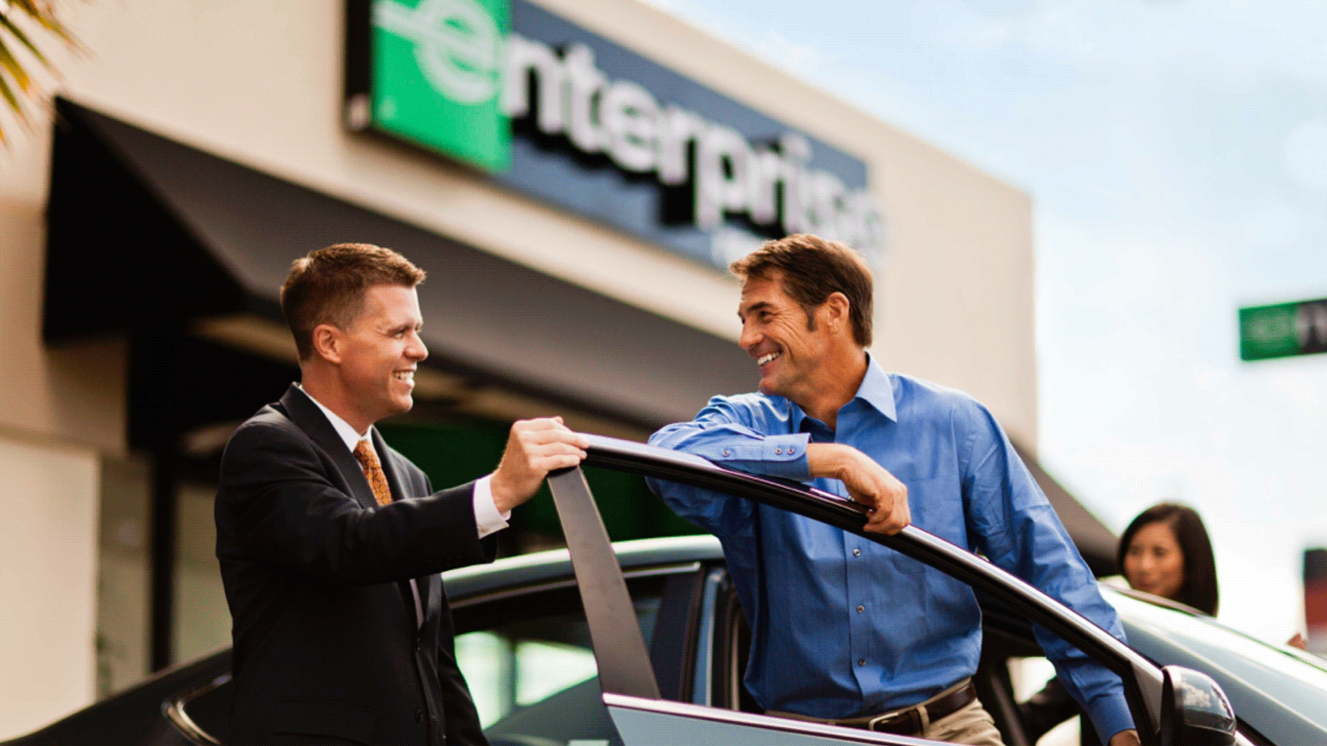 Car Hire from Enterprise
